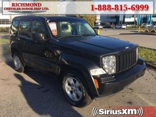 Used 2012 Jeep Liberty Sport for sale in Richmond, BC
