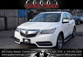 Used 2014 Acura MDX - for sale in Etobicoke, ON