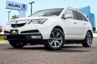 Used 2011 Acura MDX Elite 6sp at Accident Free|Navigation|DVD for sale in Thornhill, ON