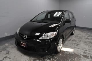 Used 2010 Mazda MAZDA5 GS for sale in Kitchener, ON