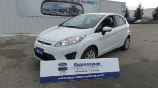 Used 2013 Ford Fiesta SE 1.6L for sale in Stratford, ON