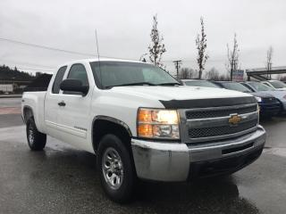 Used 2012 Chevrolet Silverado 1500 4WD Ext Cab 143.5 LS for sale in Coquitlam, BC