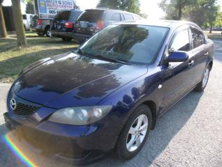 Used 2009 Mazda MAZDA3 GX  Certified + FREE 6 Month warranty for sale in Ajax, ON