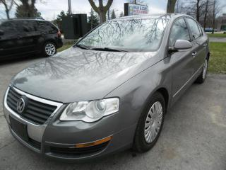 Used 2006 Volkswagen Passat 2.0T  Clean NO ACCIDENTS for sale in Ajax, ON