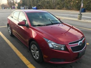 Used 2012 Chevrolet Cruze LT for sale in Kitchener, ON