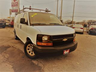 Used 2009 Chevrolet Express 1500 AWD 4X4 NO ACCIDENT CLEAN LOW KM NO RUST for sale in Oakville, ON