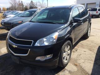 Used 2012 Chevrolet Traverse 1LT for sale in Alliston, ON