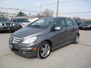 Used 2011 Mercedes-Benz B 200 TURBO for sale in Newmarket, ON
