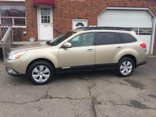 Used 2010 Subaru Outback Prem for sale in Bowmanville, ON