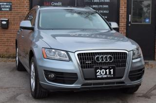 Used 2011 Audi Q5 2.0T Premium Plus Quattro AWD *Panoramic Roof* for sale in Scarborough, ON