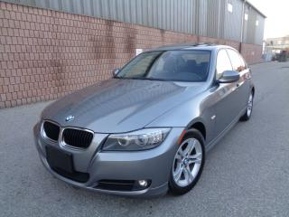 Used 2009 BMW 3 Series 328i - 1 OWNER - LEATHER - SUNROOF - MINT for sale in Etobicoke, ON