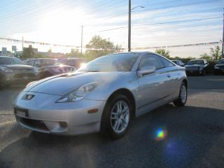 Used 2000 Toyota Celica GT for sale in Newmarket, ON