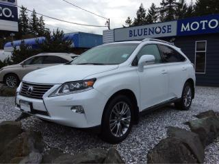 Used 2014 Lexus RX 450h for sale in Parksville, BC