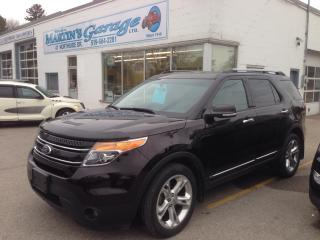 Used 2014 Ford Explorer LIMITED for sale in St Jacobs, ON