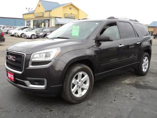 Used 2013 GMC Acadia SLE2  3.6L BackUpCamera 7Pass for sale in Brantford, ON