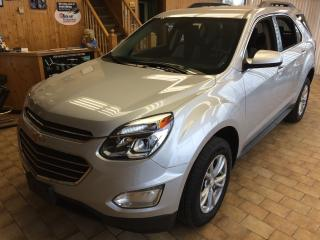 Used 2017 Chevrolet Equinox LT for sale in Alliston, ON