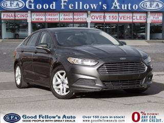 Used 2015 Ford Fusion SE MODEL,HEATED SEATS, 4CYL 2.5 L, REARVIEW CAMERA for sale in North York, ON