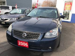 Used 2006 Nissan Altima 3.5 SE for sale in Etobicoke, ON