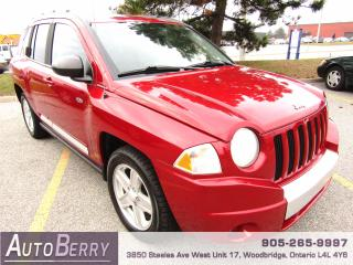 Used 2010 Jeep Compass North - 2.4L - FWD for sale in Woodbridge, ON