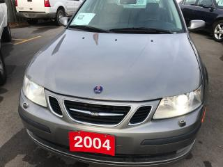 Used 2004 Saab 9-3 2.0 for sale in Etobicoke, ON