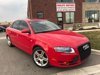 Used 2007 Audi A4 2.0T Quattro for sale in Etobicoke, ON