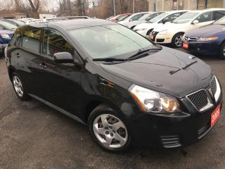 Used 2009 Pontiac Vibe Auto / Spacious / Loaded / Only 150kms / Like new for sale in Scarborough, ON