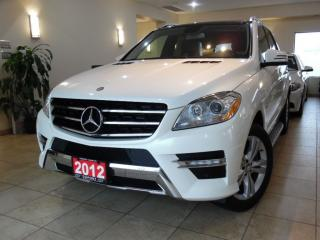 Used 2012 Mercedes-Benz ML-Class ML350 4MATIC for sale in Toronto, ON