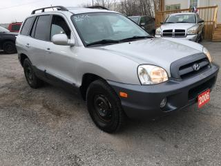 Used 2006 Hyundai Santa Fe GLS for sale in Pickering, ON