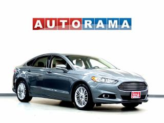 Used 2014 Ford Fusion LEATHER BACK UP CAMERA for sale in North York, ON