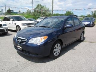Used 2010 Hyundai Elantra GLS Auto for sale in Newmarket, ON