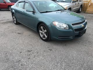 Used 2009 Chevrolet Malibu 2LT for sale in Pickering, ON