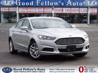 Used 2015 Ford Fusion SE MODEL, 2.5 LITER, REARVIEW CAMERA for sale in North York, ON