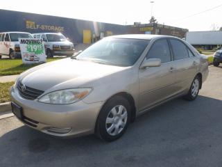 Used 2003 Toyota Camry LE for sale in North York, ON