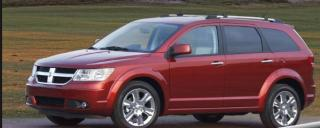 Used 2009 Dodge Journey FWD SXT for sale in Brampton, ON