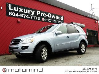 Used 2006 Mercedes-Benz ML 350 3.5L w/Premium Pkg for sale in Coquitlam, BC
