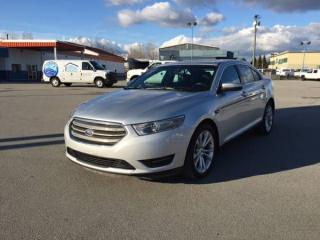 Used 2013 Ford Taurus SEL FULLY LOADED for sale in Surrey, BC