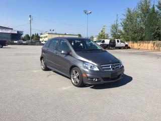 Used 2011 Mercedes-Benz B200 2.0 TURBO FULLY LOADED for sale in Surrey, BC