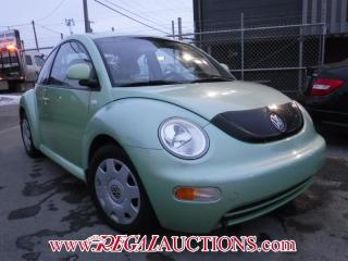 Used 2000 Volkswagen NEW BEETLE GL 2D COUPE for sale in Calgary, AB