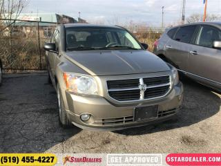 Used 2008 Dodge Caliber SXT   CAR LOANS FOR ALL CREDIT for sale in London, ON