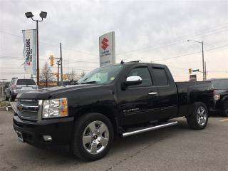 Used 2011 Chevrolet Silverado LTZ 4X4 ~low Km's ~Chrome Side Steps ~P/Sunroof for sale in Barrie, ON