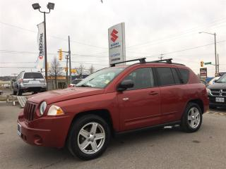 Used 2010 Jeep Compass North Edition 4X4 ~Low Km's ~Solid Value for sale in Barrie, ON