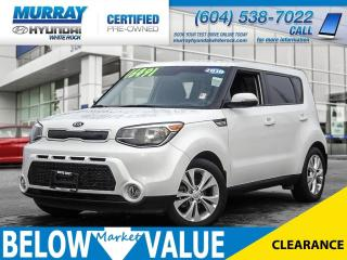 Used 2016 Kia Soul EX**Bluetooth**Heated Seats** for sale in Surrey, BC