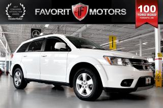 Used 2011 Dodge Journey SXT FLEX FUEL FWD | 7-PASSENGER | BLUETOOTH for sale in North York, ON