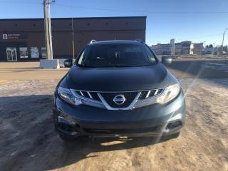 Used 2011 Nissan Murano LE AWD for sale in Stettler, AB