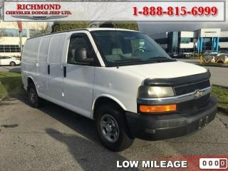 Used 2007 Chevrolet Express Standard for sale in Richmond, BC