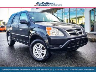 Used 2003 Honda CR-V EX -local, accident-free! for sale in Surrey, BC