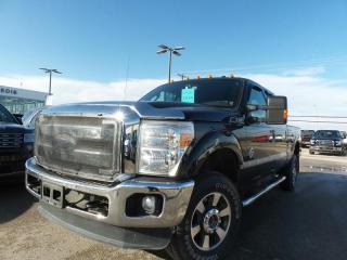 Used 2012 Ford F-250 Super Duty SRW LARIAT 4WD 6.7L V8 Diesel for sale in Midland, ON