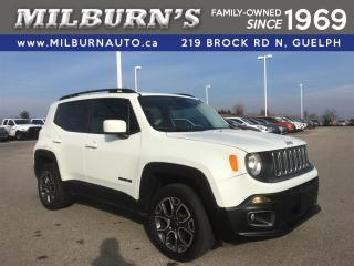 Used 2015 Jeep Renegade North 4x4 for sale in Guelph, ON