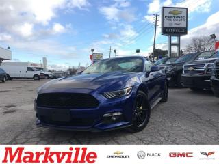 Used 2015 Ford Mustang EcoBoost for sale in Markham, ON