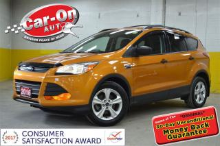 Used 2016 Ford Escape ONLY 26,000 KM REAR CAMERA SYNC ALLOYS for sale in Ottawa, ON